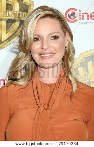 LAS VEGAS - MAR 29:  Katherine Heigl at the Warner Bros CinemaCon Photocall at the Caesars Palace on March 29, 2017 in Las Vegas, NV