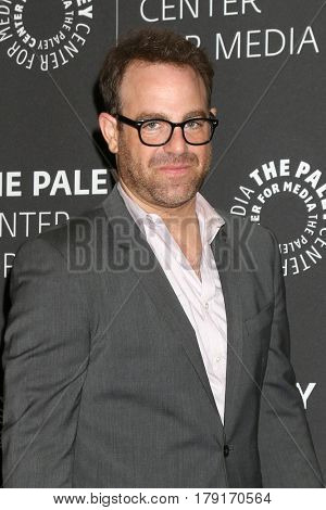 LOS ANGELES - MAR 29:  Paul Adelstein at the