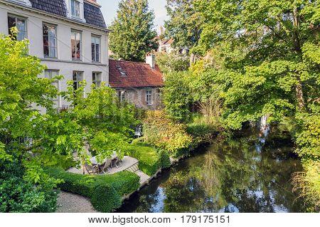 Beautiful Inner Yard