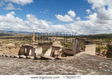 Ancient Uchisar Castle