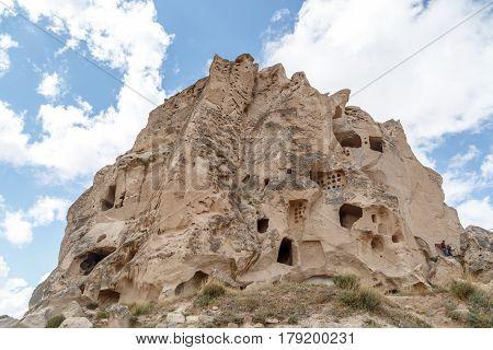 Uchisar Castle Tufa