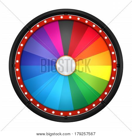Wheel Fortune Eighteen Black