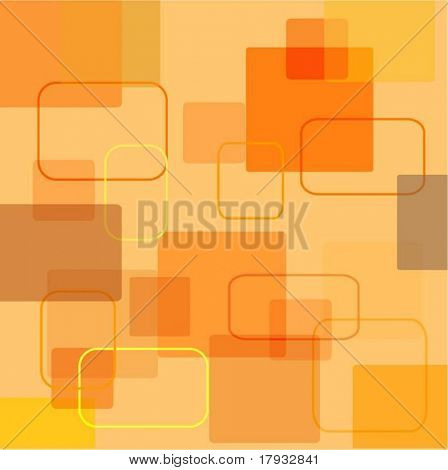 Retro background - vector