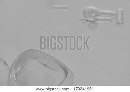 Vintage Color Trends Abstract Glass Things In The Water, Reflections, Water Stains Texture Backgroun