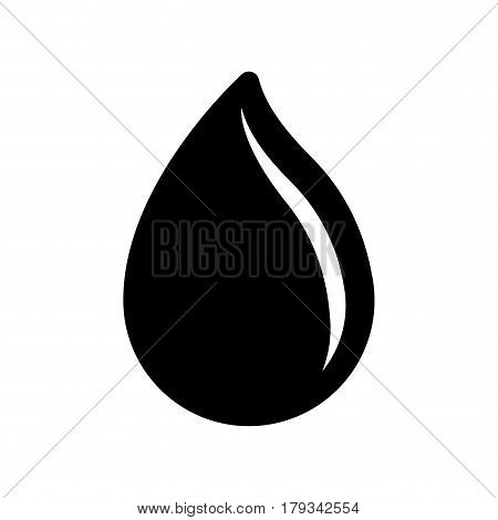 contour drop blood donation transfusion, vector illustration