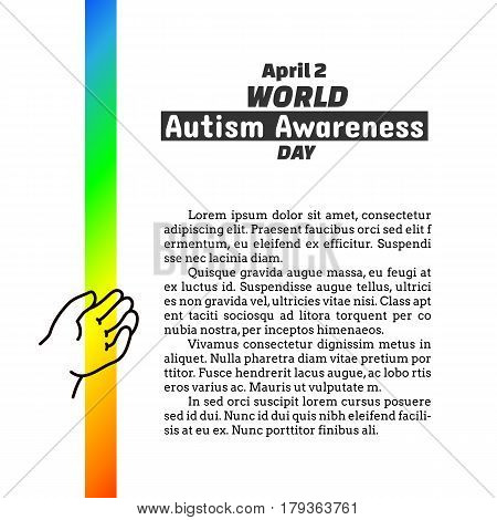 World Autism Awareness Day, April 2, 2017