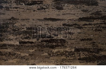 Beautiful brown Marble Stone texture. Dark background