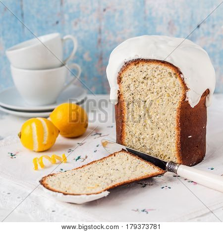 Kulich, Russian Easter Bread