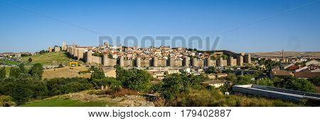 Avila, Castilla Y Leon, Spain