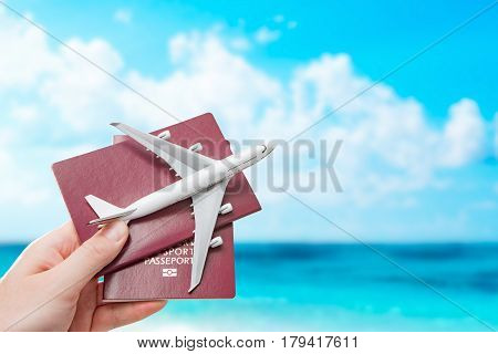 airplane passport flight travel traveller fly travelling citizenship air concept