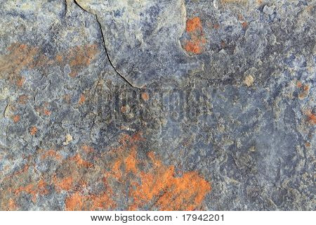 slate stone gray rusty color texture background
