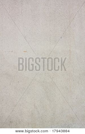 Background and Texture - Gray Concrete Wall poster