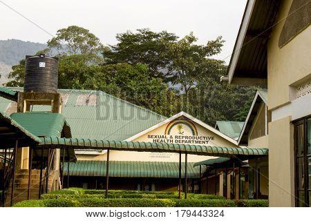Maternity Unit, Bwindi Clinic, Uganda, Africa