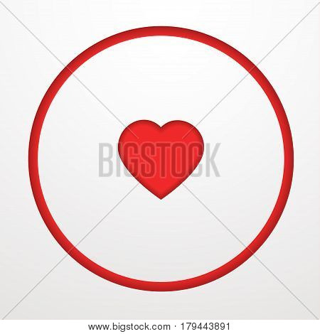 Card suit Vector illustration Stencil with card suits of hearts on white background Card games Paper art