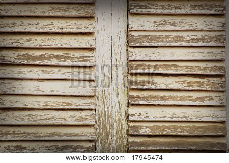 Old Wood Wall Texture Pattern