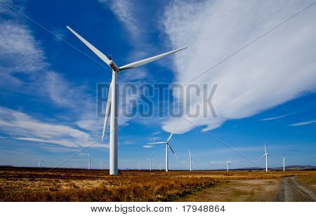 Wind farm scotland