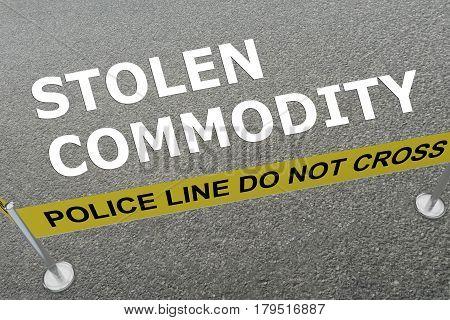 Stolen Commodity Concept