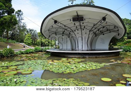 The Shaw Foundation Symphony Stage