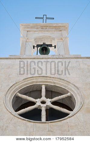 St. Andrea Church. Molfetta. Apulia.