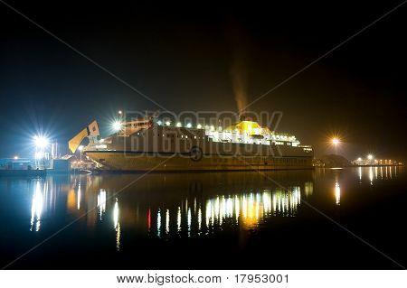 vehicle ferry