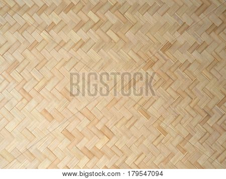 Bamboo weave background Bamboo weave texture. .