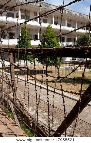 S21 prison Phnom Phen
