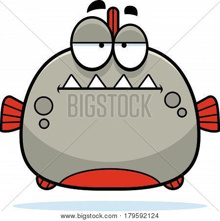 Bored Little Piranha