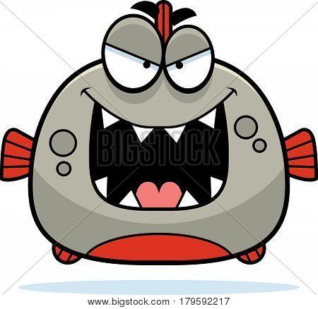 Evil Little Piranha