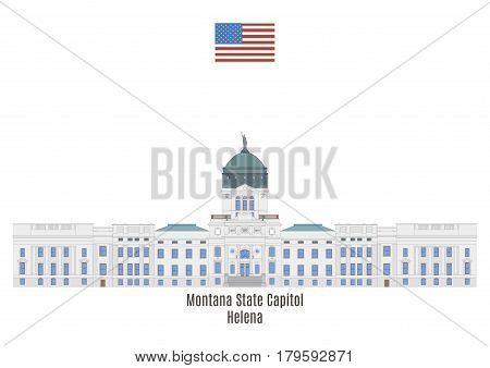 Montana State Capitol, Helena