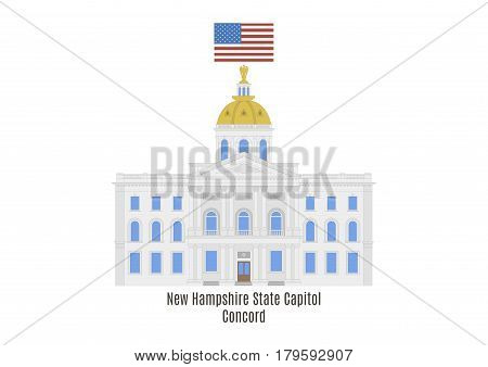 New Hampshire State House, Concord