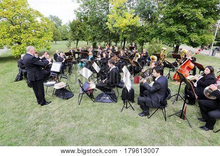 Symphony Orchestra Park