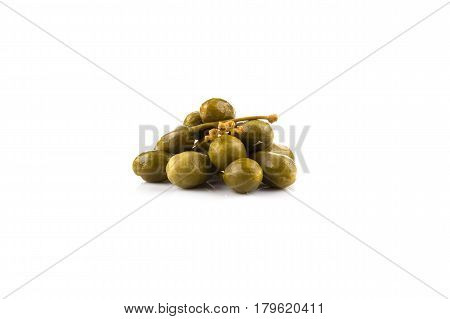 Heap Of Canned Capers