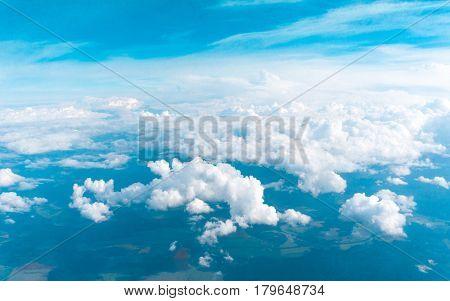 Heavens Below Clean Air