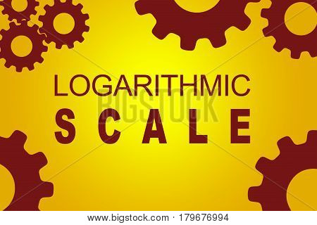 Logarithmic Scale Concept