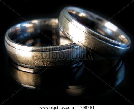 Rings On Black