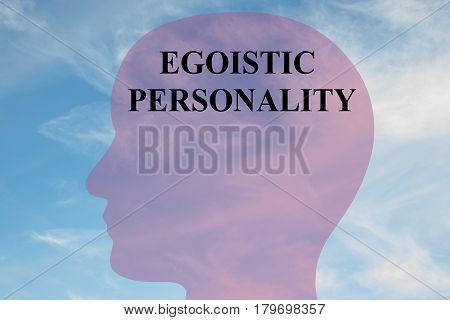Egoistic Personality - Mental Concept