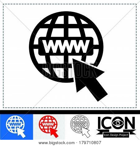 an images of Or pictogram Web Icon