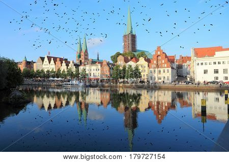 Lubeck Old Town