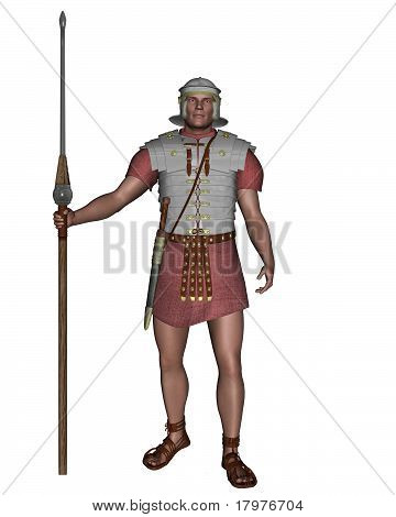 Imperial Roman Legionary Soldier