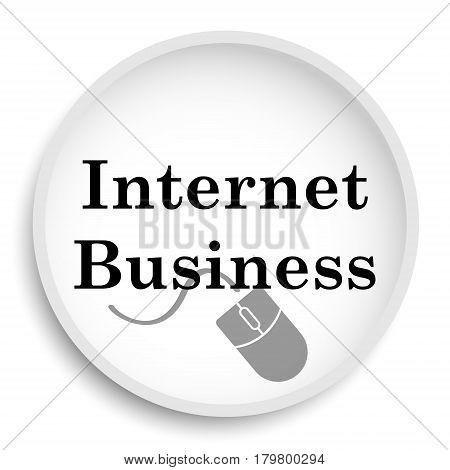 Internet Business Icon
