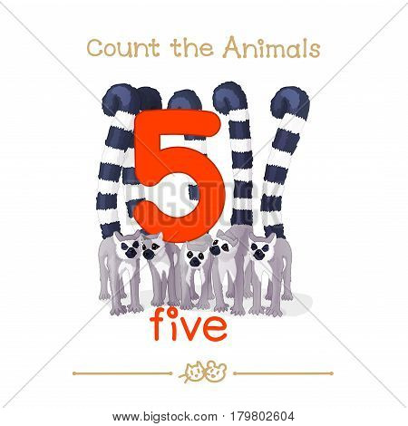 Five 5 card (Series of