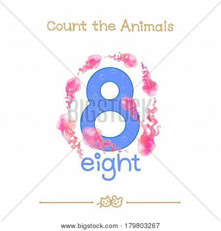 Eight 8 card (Series of