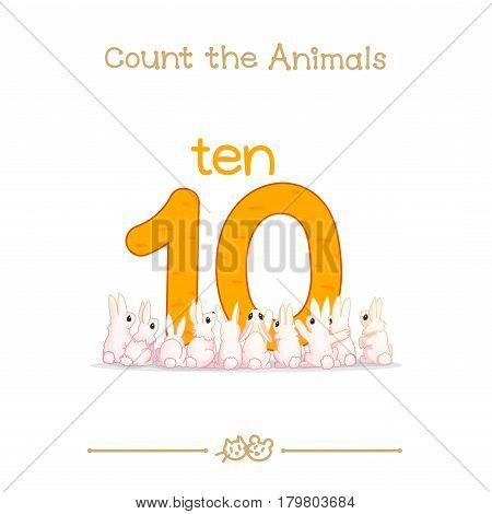 Ten 10 card (Series of