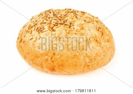 Flour confection isolated on a white background cutout