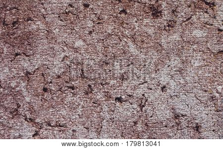 Brown and grey background with concrete texture horizontal top view isolated vintage dark bronze backdrop old rustic stone board space blank back on the table mockup brick nuture wall