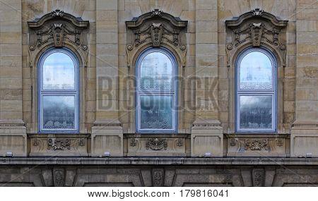 Gothic Window11