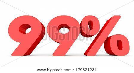 Ninety Nine Percent Off. Discount 99 %.