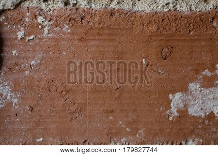 Brick wall texture. Background of old vintage brick wall. Old brick wall texture. Brick grunge wall background.  Abstract texture and background for designers.  Old vintage wall.