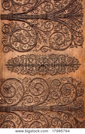 Ornate Ironwork