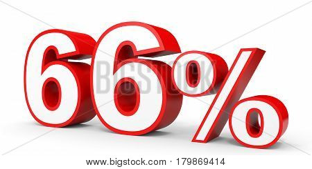 Sixty Six Percent Off. Discount 66 %.